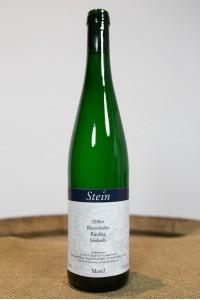 """Stein Wein - Riesling """"Blauschiefer"""" Feinherb 2018"""