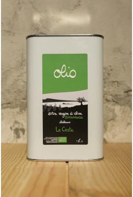 Le Coste - Olio Extravergine Olivia 1-0l