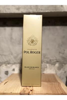 Pol Roger - Blanc de Blanc Vintage Etuis ...- 2013