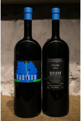 Radikon - Ribolla Gialla 1L - 2013