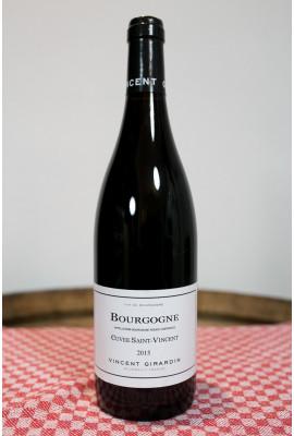 Vincent Girardin - Bourgogne Pinot Noi...- 2015