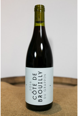 LE Grappin - Cote de Brouilly -2016