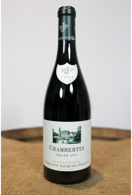 Jacques Prieur - Chambertin Grand Cr...-2011