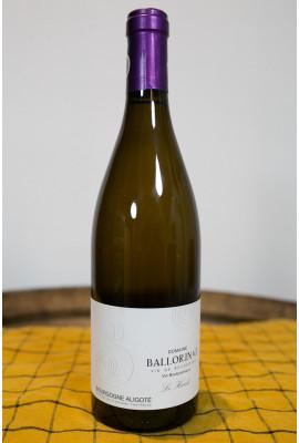 Ballorin - Bourgogne Aligoté Le Hardi -2015