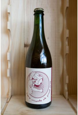 """Beer - Brasserie des Voirons - Bière Vivante """"Pinot&qu..."""