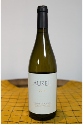 Domaine Aurelles - Blanc -2014