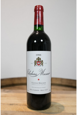 Chateau Musar - Rouge -1998