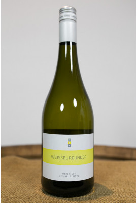 Wein & Gut - Weißburgunder -2017