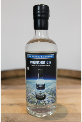 That Boutique-Y Gin ...- Moonshot Gin