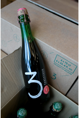 Beer - 3 Fonteinen - Framboos Bio Frambozen 375 ml...