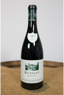 Jacques Prieur - Musigny Grand Cru -2011