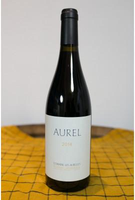 Domaine Aurelles - Rouge -2014