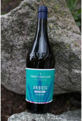 Fumey-Chatelain - Arbois Chardonnay Le Zouave - 2015