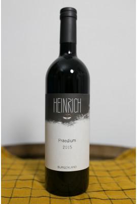 Gernot Heinrich - Prädium -2015