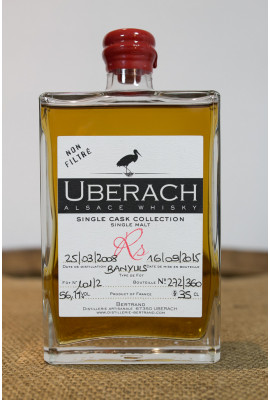 Distillerie Bertrand...-Whisky Uberach-