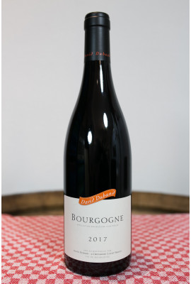 David Duband - Bourgogne Rouge -2017