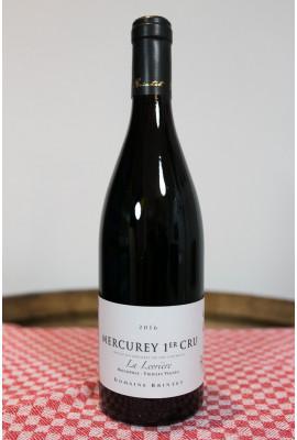 Domaine Brintet - Mercurey 1er cru La...- 2016